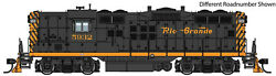 Walthers 920-42704 Ho Denver Rio Grande Western Gp Phii Diesel With Dcc 5941