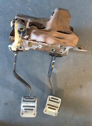 Pedal Box Out Of 1983 Nissan 280zx Andmdasht2andndash 2