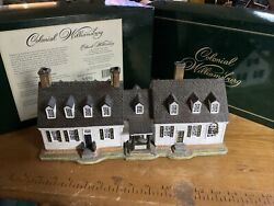 Lang And Wise Colonial Williamsburg Chowningandrsquos Tavern 20480413 Mib Rare