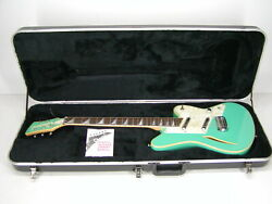 1993 Charvel Surfcaster 6 String Electric Guitar Japan All Original And Mint