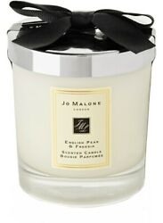 English Pear And Freesia By Jo Malone London Scented Candle 7 Oz / 200 Gr New