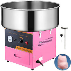 Commercial Carnival Party Electric Sweet Cotton Candy Floss Sugar Maker Machine
