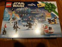 Lego 75307 Star Wars 2021 Advent Calendar In Hand Ready To Ship Free Shipping