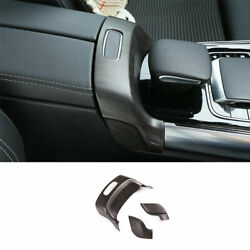 For Benz Glb W247 2020-2022 Wood Grain Console Armrest Box Switch Cover Trim 3x