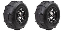 2 Pack Tusk Sand Lite® Rear Tire 28x12-14 12 Paddle