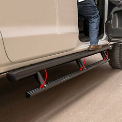 Aries 3047975 Actiontrac Powered Running Boards Fits 20-21 Gladiator