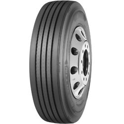 4 Tires Michelin X Line Energy Z 11r22.5 Load G 14 Ply Steer Commercial