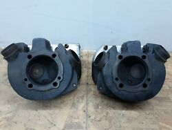 Harley Ironhead 60and039s Ported Cylinder Heads And Rockers Xr Xlch Xl