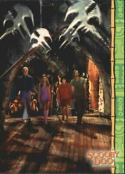 A6238- 2002 Scooby Doo The Movie Card S 1-72 -you Pick- 10+ Free Us Ship