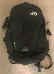 The Surge Nf00clh0 Tnf Black Backpack