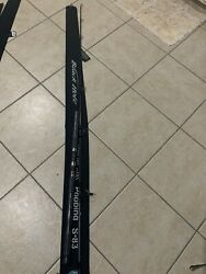 Black Hole Boca 83 Tuna/gt Popping Fishing Rod. Top Of The Line.