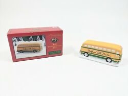 🔥 Its A Wonderful Life Holiday The Bedford Falls School Bus Christmas Village