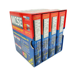 4 Pack Microsoft Certified Systems Engineer Windows Nt Study Guides Books Osborn