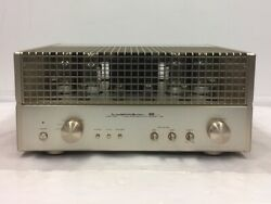 Luxman Sq-88 Tube Integrated Amplifier Used 2000 Japan Audio/music