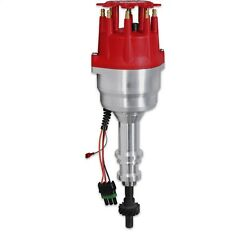 Msd Ignition 83506 Marine Ready-to-run Distributor Red Fits Ford 351c-460 Engine
