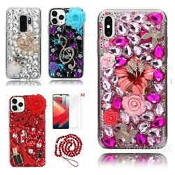For Samsung Galaxy Z Fold 2 / 3 Casesparkly Women Soft Back Protective Cover