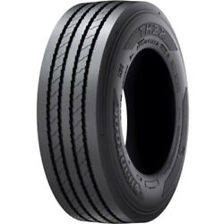 4 Tires Hankook Th22 St 245/70r17.5 Load J 18 Ply Trailer