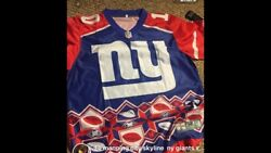 New York Giants Nike Jersey Eli Manning Size 52 Adult Xl Nfl Great Jersey