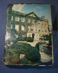 History Of Homes And Gardens Of Tennessee Garden Club Of Nashville 2nd Ed 1964