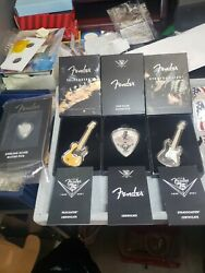 2021 Pamp Fender 75th Anniversary Full Collection 4pc