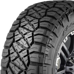 4 Tires Nitto Ridge Grappler Lt 315/50r24 Load F 12 Ply At A/t All Terrain