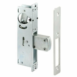 Primeline Products 1-1/8 In. Entry Door Deadbolt Lock In Aluminum Case With 6