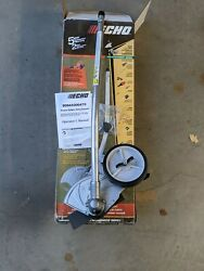 Echo Curved Shaft Lawn Mower String Trimmer Edger Attachment Blade Pas-225, 230