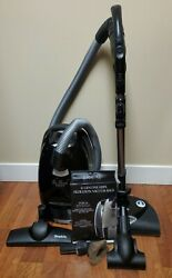 The Bank Vault Canister Vacuum Cleaner   Verve.bank   Simplicity Powernozzle