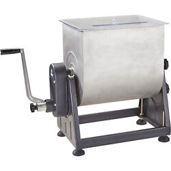 Guide Gear Stainless Steel Meat Mixer With Tilt - 7-gallon, 33-lb. Capacity