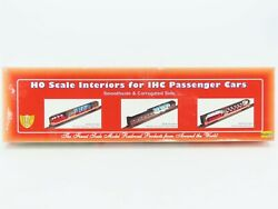 Ho Scale Ihc 20151 Coach Passenger Car Interior For Ss And Cs Cars Kit