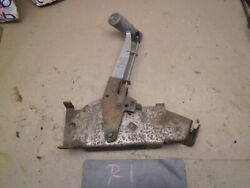 Bandm Auto Automatic Shifter Shift Project Gate Street Drag Stick Hot Rat Rod Old