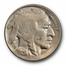 1926 D Buffalo Head Nickel Uncirculated Mint State Us Coin 5770