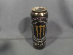 Vintage Monster Energy Drink Dub Edition Rare Collectors Can, Unopened