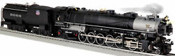 Lionel 6-11343 O Union Pacific Old Livery 4-12-2 Steam Locomotive/legacy Ln