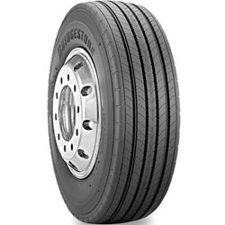 4 Tires Bridgestone R227f 285/70r19.5 Load H 16 Ply All Position Commercial