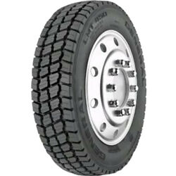 2 Tires General Ameristeel Lmt450 225/70r19.5 Load G 14 Ply Drive Commercial
