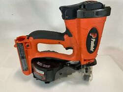 Paslode Roofing Nailer/ Gun Complete Working Bag,tools,manual,nails,battery