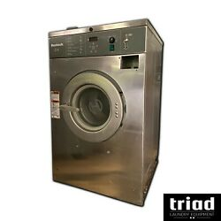 And03912 Huebsch 20lb Coin Op Commercial Washer 1 Phase Laundromat Huebsch Unimac
