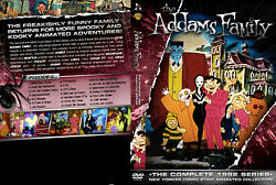 The Addams Family 1992 Animated series