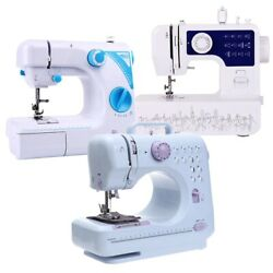 New Sewing Machine Portable With Multiple Built-in Stitch Patterns Night Light