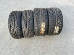 Pirelli Vintage Like New Tires 00/01 Yr Date Staggered P7000 225 And 275 17