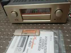 Accuphase E-406v Integrated Amplifier Used 1996 Japan Audio/music