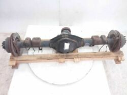 Rear Axle With Fill Plug In Cover Opt Gt4 Fits 15-18 Sierra 2500 Pickup 540648