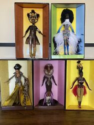 Byron Lars Treasures Of Africa Complete Collection