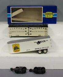 Delton G Scale Assorted Freight Car Lot [2]