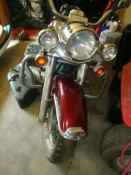 2000 Harley-davidson Road King Harley Davidson 2000 Road King Motorcycle