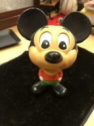 Talking Mickey Mouse Doll Vintage