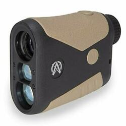 6x21 2400yd Laser Rangefinder For Hunting, Shooting And Golf With Red Oled