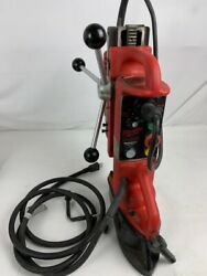 Milwaukee 4203 Electromagnetic Drill Press W/ 4253-1 Drill Motor Ap2029975