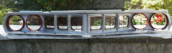 1971 Plymouth Cuda Grille -original And Complete-